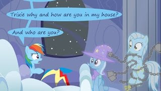 [MLP Comic Dub] Trixie Vs. Hearth's Warming Eve (Giant Size Christmas Comedy Special)