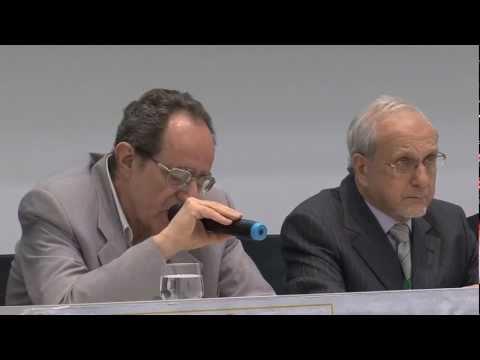 Paulo Baltar, da Unicamp, no Seminário Pesquisa e Inovação