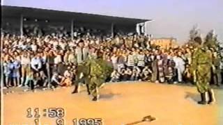 РРБ РБИ Русский стиль подполковник ГРУ Лавров в 1995