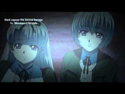 Every 'Vampire Twins' Scene in Black Lagoon