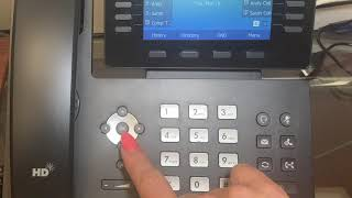 How to Factory Reset a Yealink Office Phone