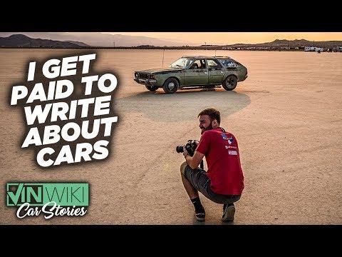 How I got my dream job as an automotive journalist