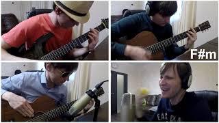 Цой аккорды Бездельник 🎸 cover под гитару