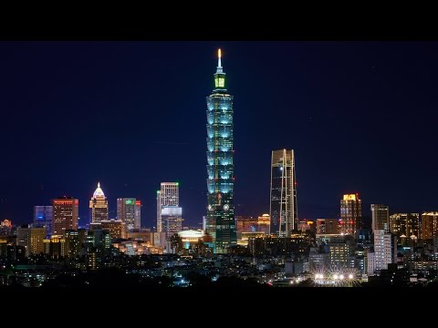 Life In Taiwan Is 'pretty Much The Same' As It Was Before COVID-19