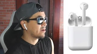 Poor mans AirPods - Wireless Mijiaer T7 Bluetooth Headphones AptX