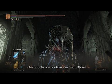 dark souls 3 how to get to dlc optionlal boss