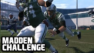 Can I Recreate The Buttfumble? - Madden NFL Challenge