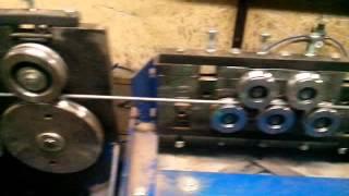 видео Изготовление деталей из проволоки, производство проволочных деталей на заказ