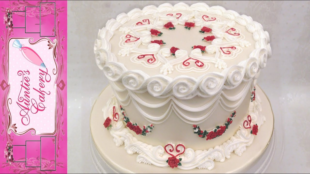 top tier wedding cake anniversary beautiful one tier anniversary cake lambeth style 21073