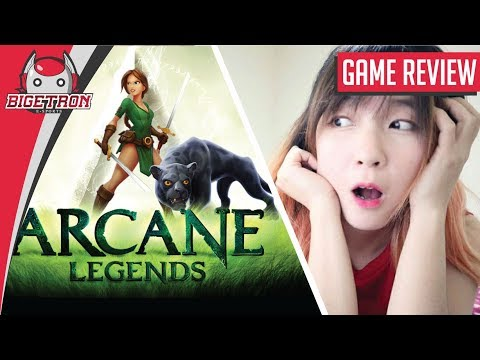 WORLD OF WARCRAFT VERSI MOBILE?! - Arcane Legends Review