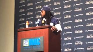 Richard Sherman addresses Black Lives Matter article with his byline