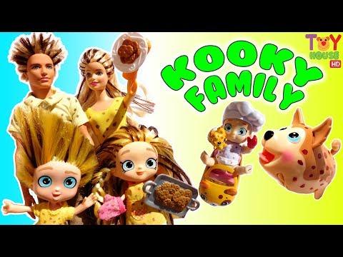 Meet the KOOKYs! 🍪 Kooky Kody's Family 🍪