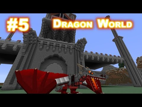 #5 Dragon World / ГОРОД ДРАКОНОВ начало