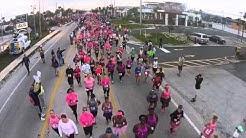Diva's half marathon St. Augustine FL 2014