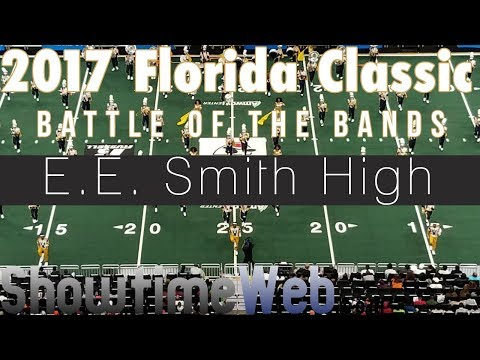 E.E. Smith High Marching Band - 2017 FL Classic BOTB