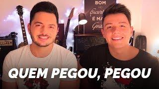 Baixar Henrique e Juliano - QUEM PEGOU, PEGOU (Vitor & Guilherme - cover) - IG: vitoreguilherme