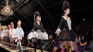Moschino Fall Winter 2020 Fashion Show - Milan, February 20th, 2020