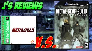 Metal Gear Solid V.S. The Twin Snakes
