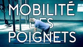 MOBILITÉ ET RENFORCEMENT DE POIGNETS pour le CrossFit et l'haltérophilie