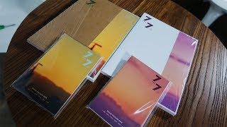 UNBOXING GOT7 - 7 FOR 7 (The 7th Mini Album) Indonesia