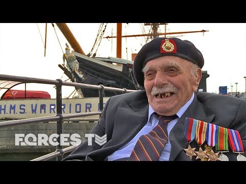 The Heart-Warming Final Wish Of A 99-Year-Old Royal Marine Veteran | Forces TV