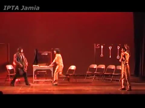 Ek Aur Haadsa Play by IPTA Jamia at URDU ACADEMY DRAMA FESTIVAL 2009