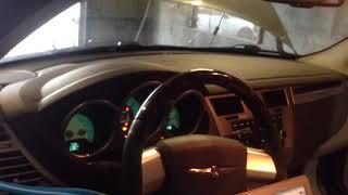 Внесение изменений в заводскую прошивку Chrysler Sebring 2.7