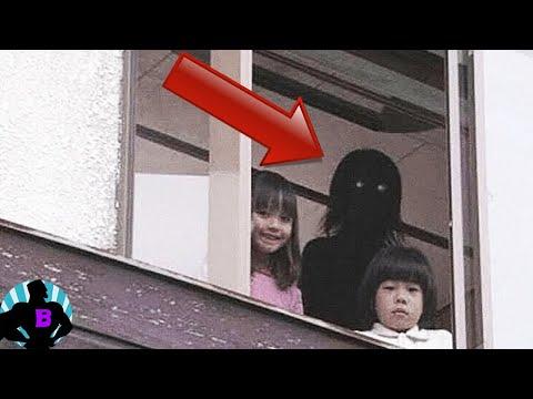 4 Реальных записи с  Детьми, наблюдающими за призраками, часть 2