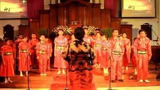 "Angelicus Indonesia Choir - ""Veni Veni Emmanuel"""