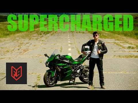 Kawasaki Ninja H2 SX Review - 200HP Touring?