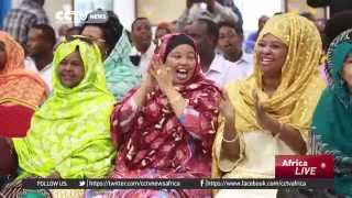 Somali's first woman to form a political party