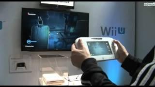Batman Arkham City Armored Edition геймплейное видео