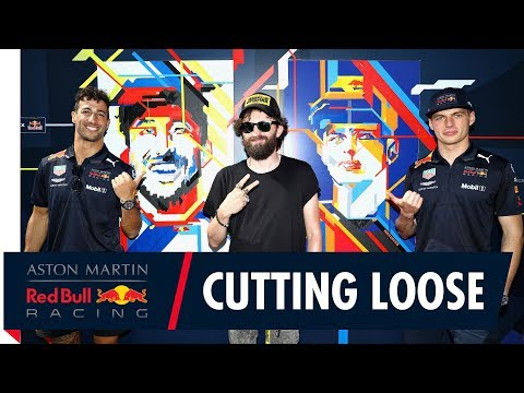 NO CURVES cuts loose on the Red Bull Energy Station in Monaco!