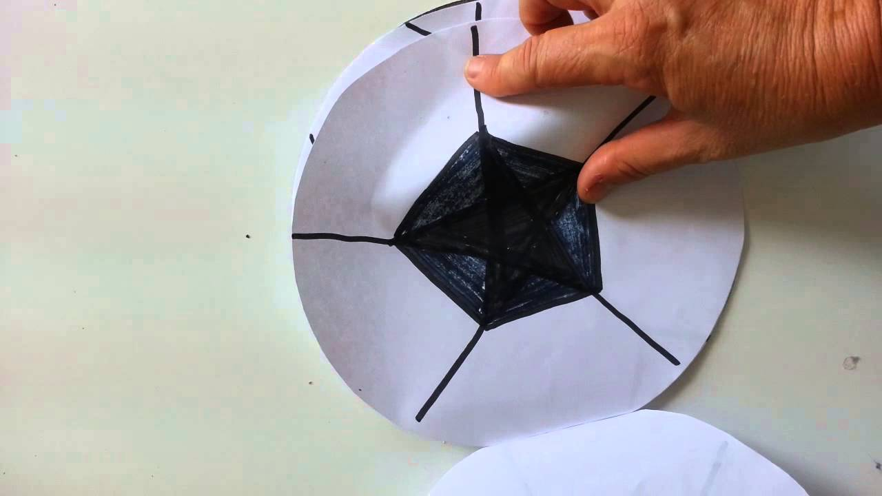 Cómo Dibujar Un Balón De Fútbol Fácil: Cómo Dibujar Un Balón De Fútbol.