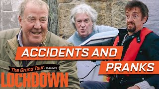 The Best Accidents and Pranks from Scotland | The Grand Tour: Lochdown