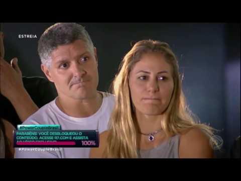 Lorena E Diego Lideram O Ranking De Casais Da Primeira Noite | Power Couple