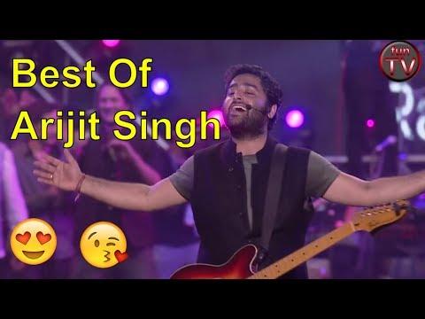 Best Live Performance Arijit Singh   Arijit FANS DON'T Miss this Video 😍