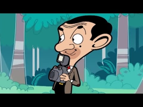 Wild Photos | Funny Episodes | Mr Bean Cartoon World