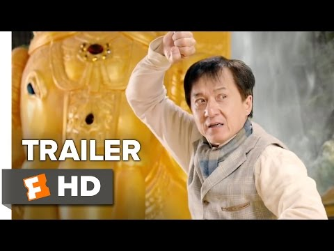 Kung Fu Yoga Official US Release Trailer (2017) - Jackie Chan Movie