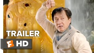 Download Kung Fu Yoga Official Trailer 1 (2017) - Jackie Chan Movie