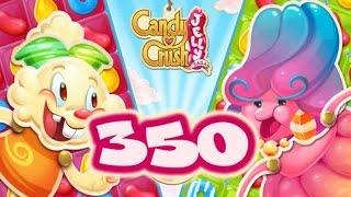 Candy Crush Jelly Saga Level 350