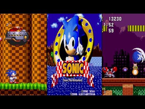 Sonic 1 Sonic 3 Edition