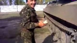 Ремонт танка. Repair tank