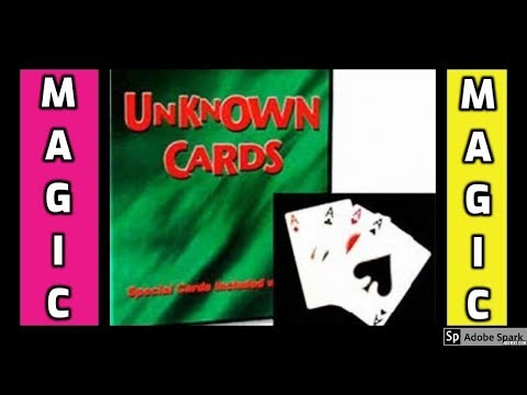 🔔MAGIC VIDEO TAMIL I💥MAGIC TRICK TAMIL #426 I UNKNOWN CARDS