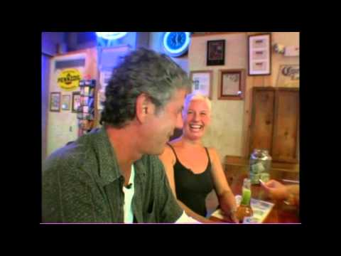 Anthony Bourdain, No Reservations T-Mex Cantina and T-Mex Tacos