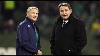 Gambar cover Wednesday Night Rugby - Schmidt's NZ Approach and Ireland's European tradition