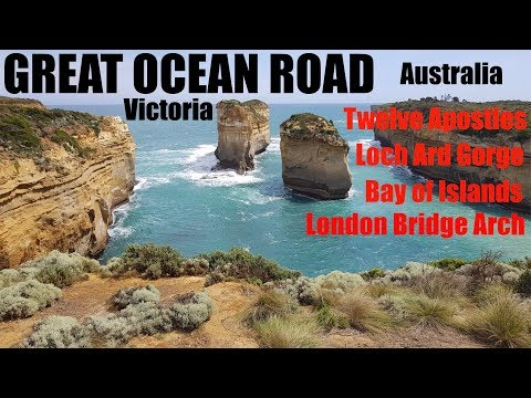 GREAT OCEAN ROAD-Twelve Apostles to Port Fairy Victoria Australia - port-fairy