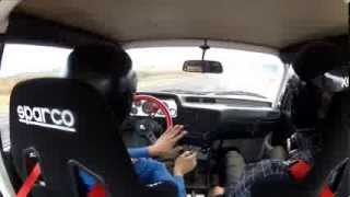 bmw e21 m10 turbo kemora drifting