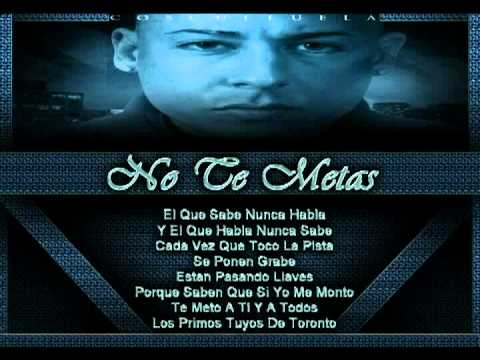 Cosculluela – No Te Metas (Letra).avi