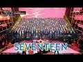 [ENG SUB] SEVENTEEN - CLAP + VERY NICE (AWESOME 300 FANCHANT)